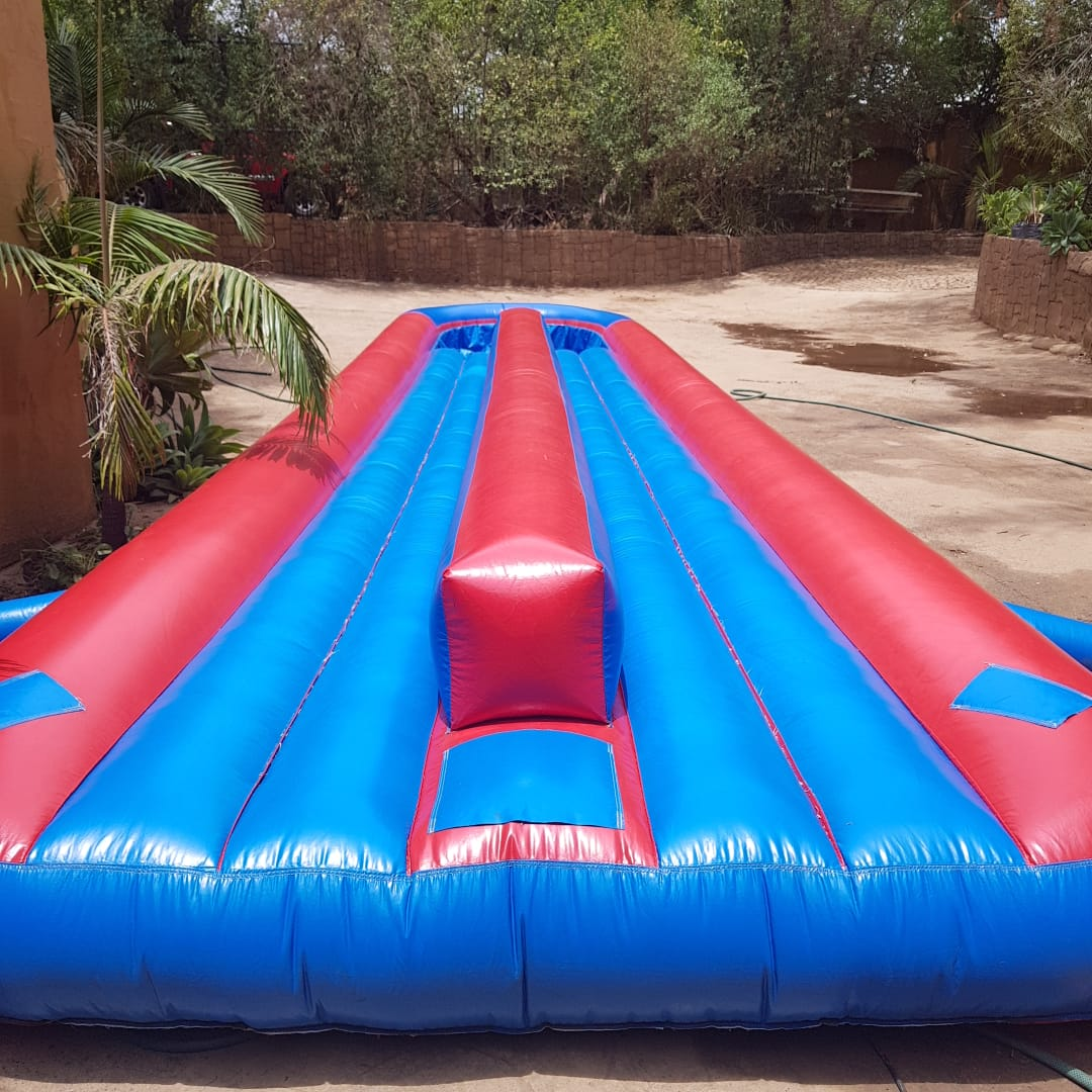 double-water-slide