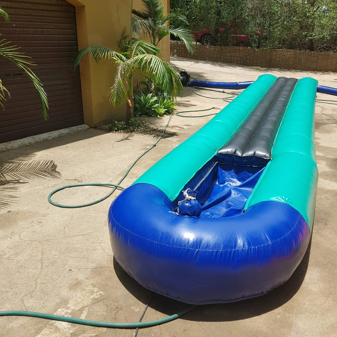 single-water-slide
