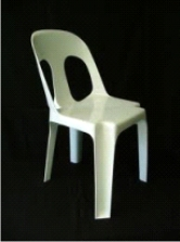 Arcona chairs white plastic product hire 101 party hire - Witte plastic stoel ...